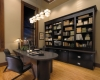 Home Office Featuring Starmark Cabinetry