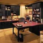 Home Office Featuring Starmark Cabinetry1
