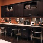Home Office Featuring Starmark CabinetryHudson Door Style